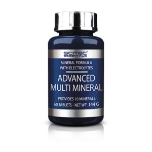 Advanced Multi Mineral 60 tabletta Scitec Nutrition
